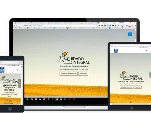Site Cuidado Integral