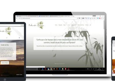 Website Roberto Crema