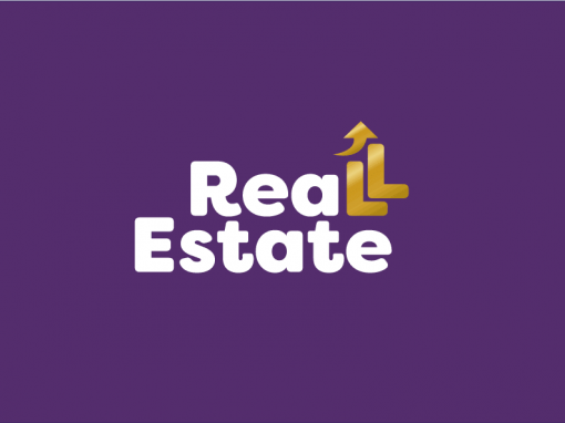 Identidade Visual imobiliária Reall Estate