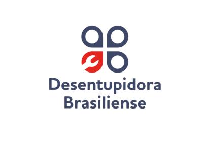 Logotipo Desentupidora Brasiliense