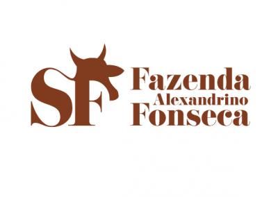 logotipo Fazenda SF versão horizontal