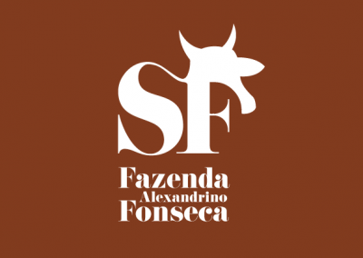 logotipo versão negativa fazenda sf