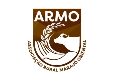 logotipo associação rural