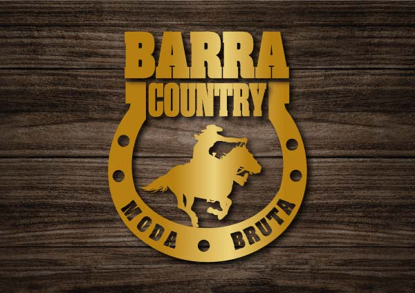 Criação de Logomarca para Estabelecimento Country